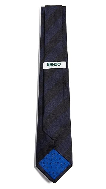 KENZO Tiger Tie
