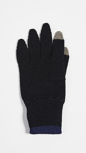 KENZO Tiger Crest Gloves
