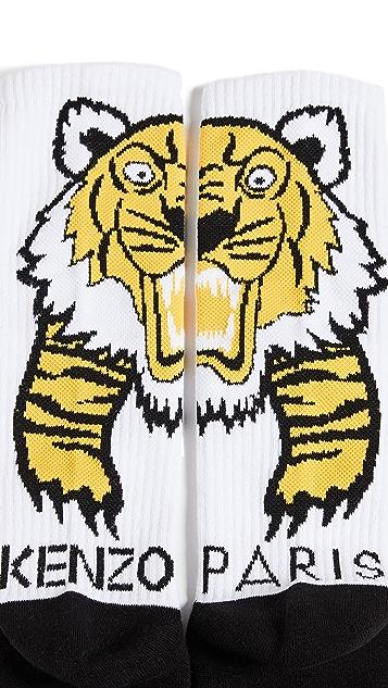 KENZO Giant Tiger Socks