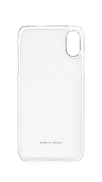 KENZO Silicon Tiger iPhone X Case