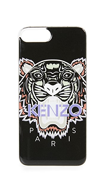 watch cded2 3038e Silicon Tiger iPhone 7 Plus / 8 Plus Case
