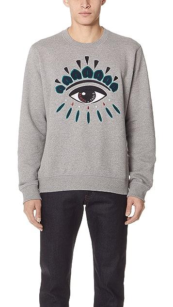 KENZO Eye Classic Sweatshirt ...