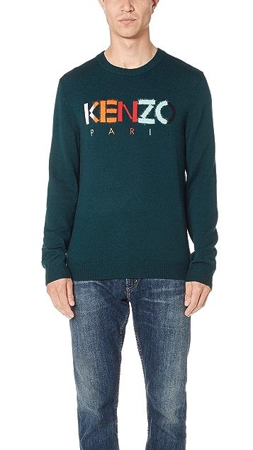 KENZO Soft Knit Sweater