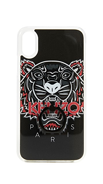 KENZO iPhone X Case with Ring
