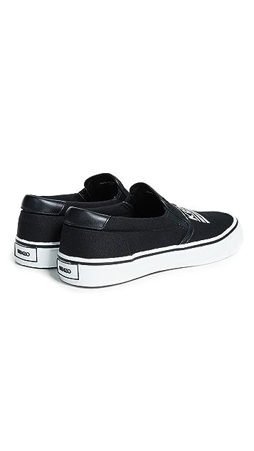 KENZO K-Skate Basket Sneakers