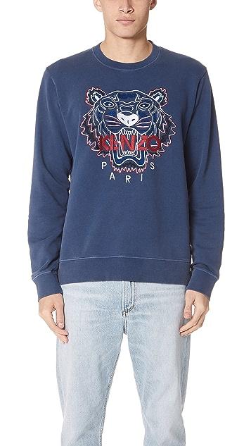KENZO Bleached Tiger Sweatshirt