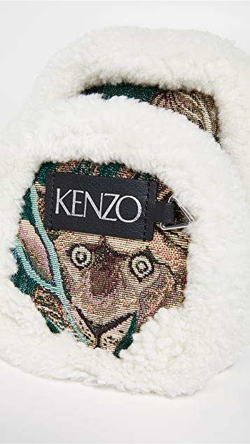 KENZO Memento Crossbody Shoulder Bag