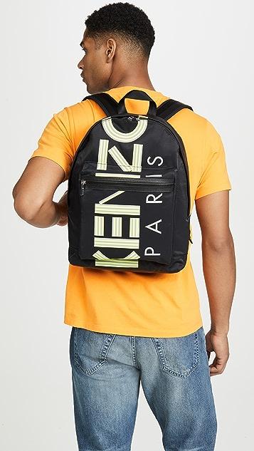 KENZO Logo Rucksack