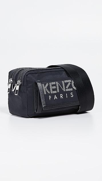 a4d7ab643f KENZO Sport Logo Crossbody Bag | EAST DANE