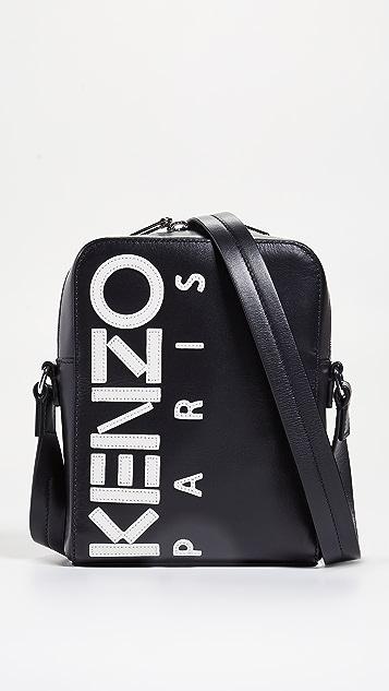 KENZO Logo Large Crossbody Bag