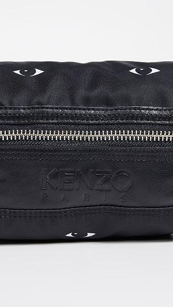 KENZO Eyes Print Bumbag