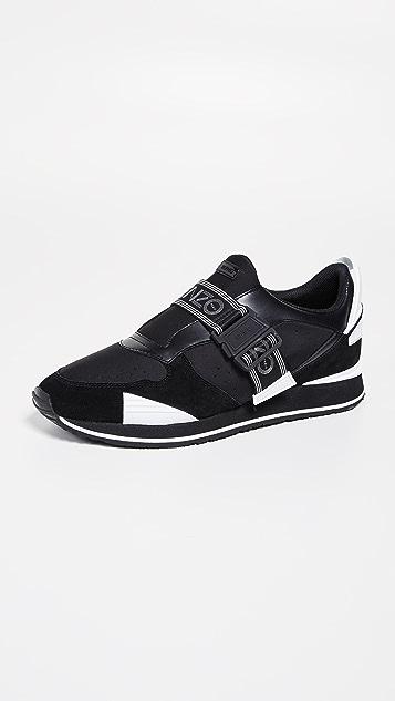 KENZO New K-Run Sneakers