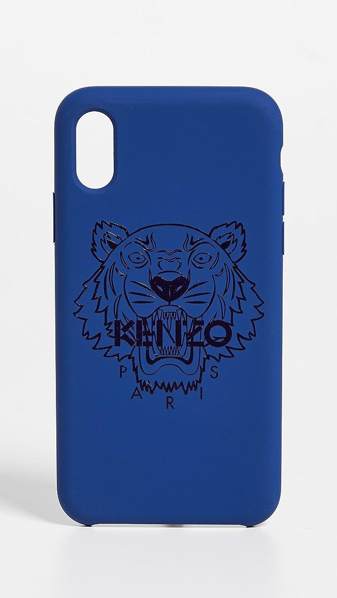 Tiger Head iPhone X / XS Case