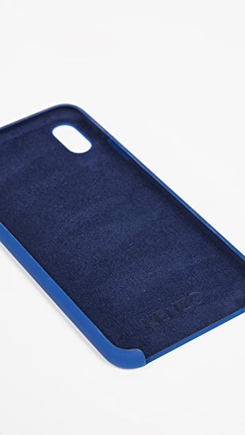 KENZO Tiger Head iPhone XS Max Case