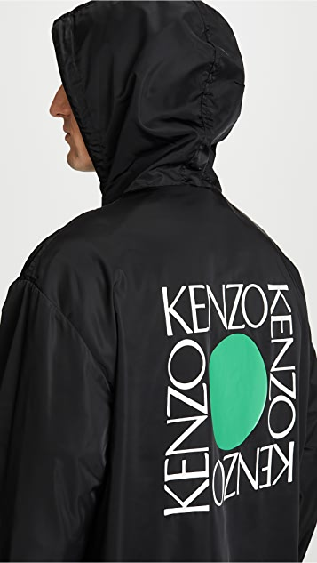 KENZO Packable Parka