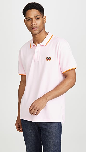 2900088759 Regular Fit Tiger Polo
