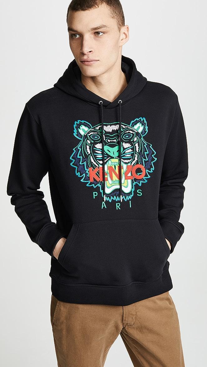 KENZO Tiger Hoodie | EAST DANE
