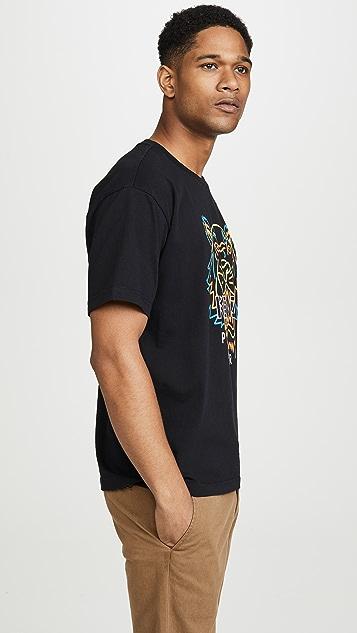 KENZO Neon Tiger T-Shirt