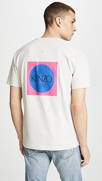 KENZO Straight Fit Tee