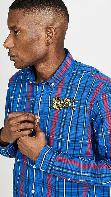 KENZO Jumping Tiger Crest Shirt