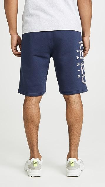 KENZO Kenzo Urban Shorts