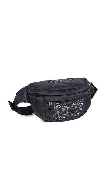 KENZO Doudoune Tiger Bum Bag