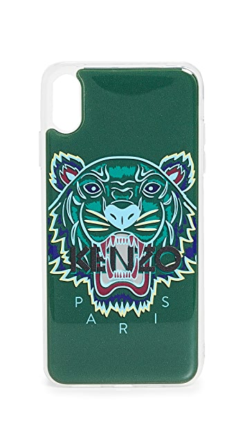 KENZO 3D Tiger Head iPhone XS Max Case