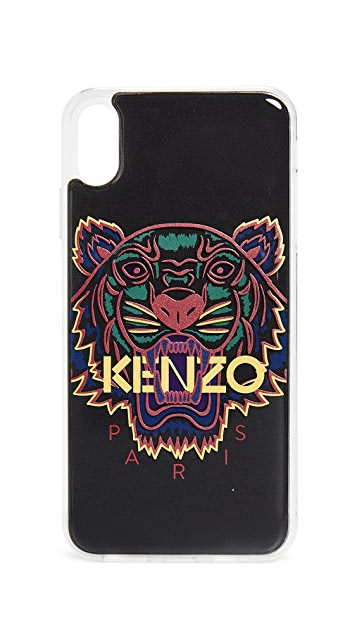 KENZO 3D Tiger Head iPhone XS Max Case