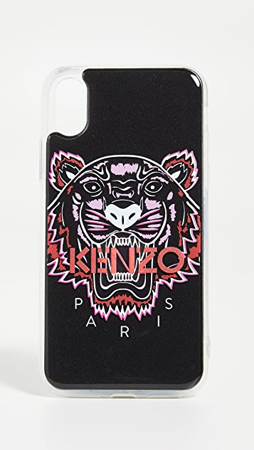 KENZO 3D Tiger Head iPhone X / XS Case
