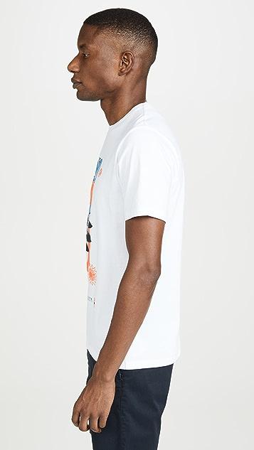 KENZO Kenzo Rice Bag Slim T-Shirt