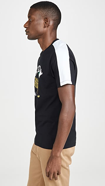 KENZO Bamboo Tiger Tee Shirt