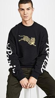 KENZO Jumping Tiger Crew Neck Sweatshirt