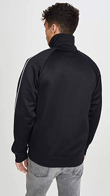 KENZO Tech Jersey Track Jacket