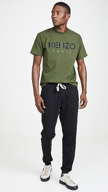 KENZO Kenzo Paris Mesh Tee Shirt