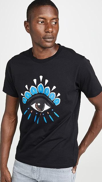 KENZO Classic Eye Tee Shirt