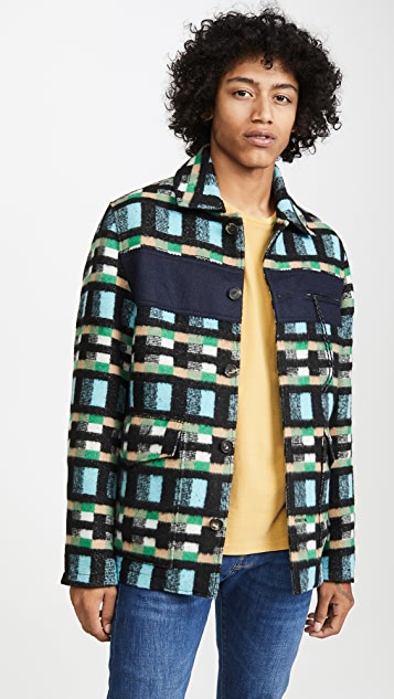 KENZO Outdoor Wool Jacket