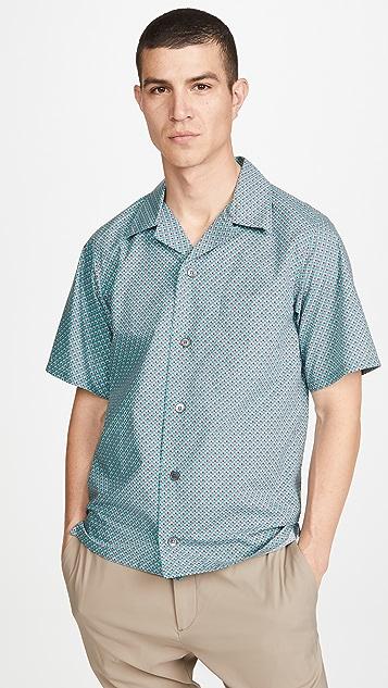 KENZO Tiger Monogram Casual Shirt