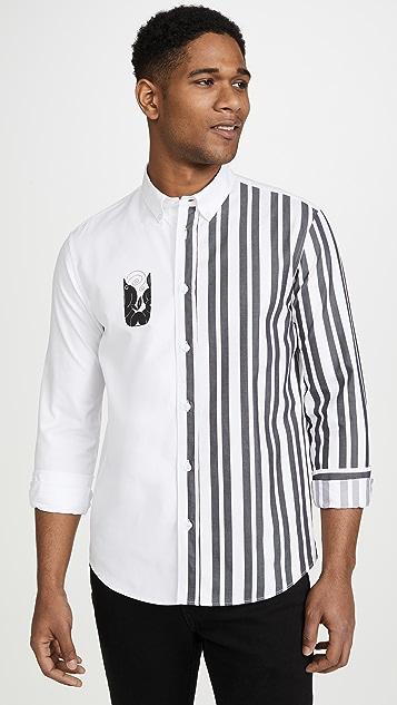 KENZO Placed Seasonal Logo Shirt