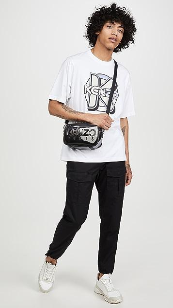 KENZO Kenzo Wetsuit Oversize T-Shirt
