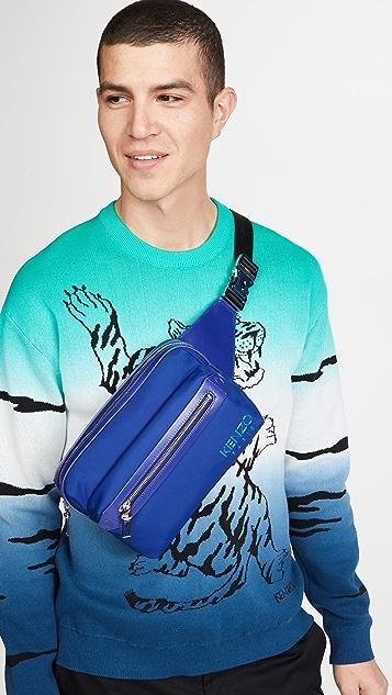 KENZO Nylon Belt Bag