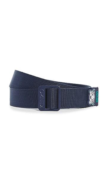 KENZO Tiger Webbing Belt