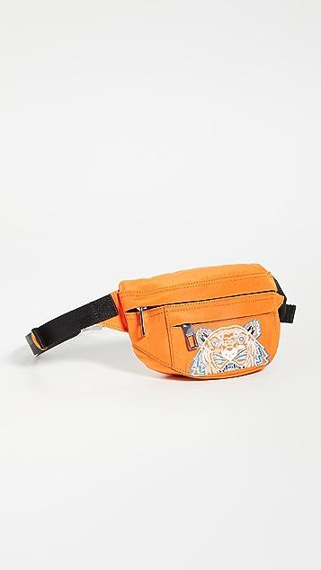 KENZO Canvas Tiger Mini Bumbag