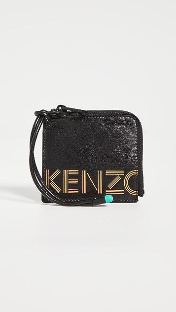 KENZO L Zip Wallet
