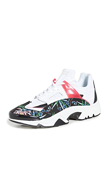 KENZO Sonic Sea Lily Sneakers