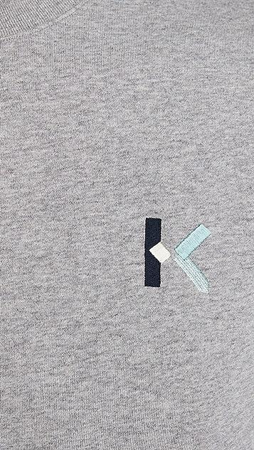 KENZO Kenzo 'K Logo' T-Shirt