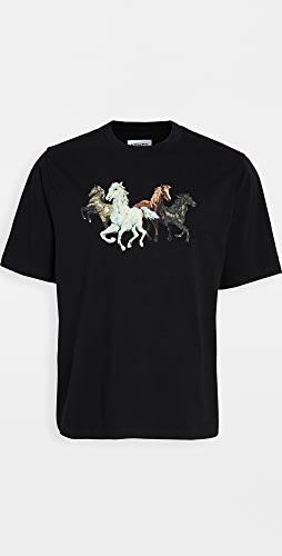 KENZO - 'Chevaux Kenzo' T-Shirt