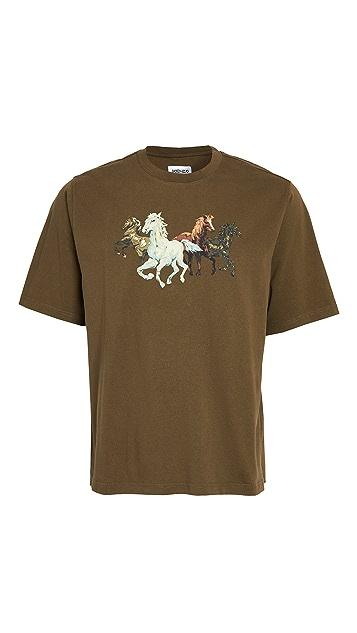 KENZO 'Chevaux Kenzo' T-Shirt