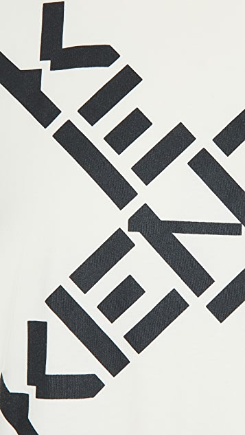 KENZO Kenzo Sport T-Shirt (Big 'X')