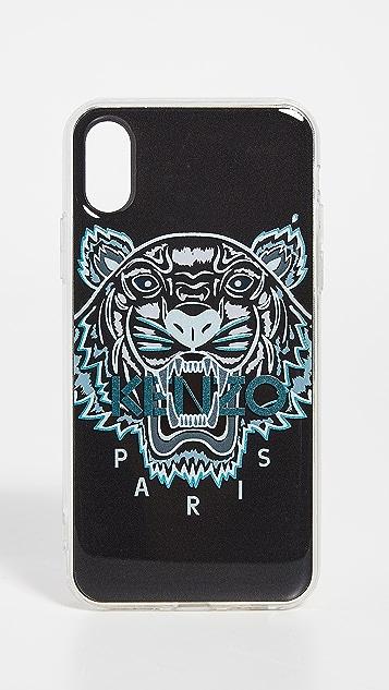 KENZO iPhone X/XS Tiger Resin Case