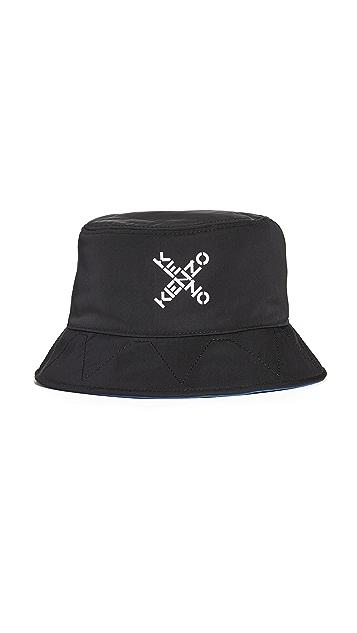 KENZO Reversible Bucket Hat